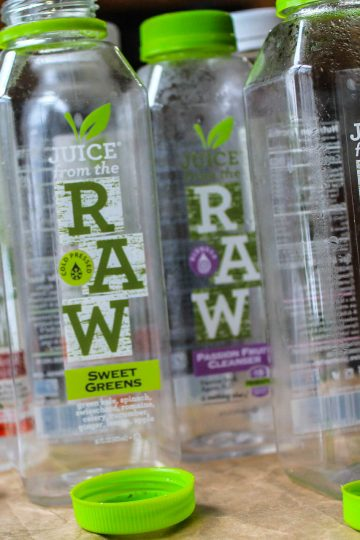Juice from the RAW review