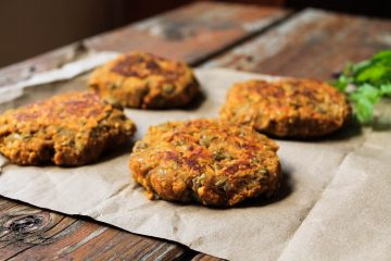 Sweet Potato Lentil Fritters-4