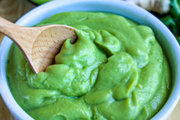 avocado ginger sauce-5