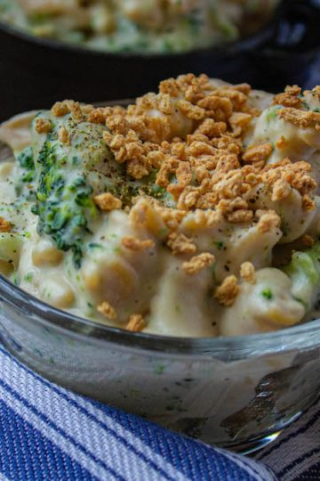 vegan broccoli mac and cheese_-2